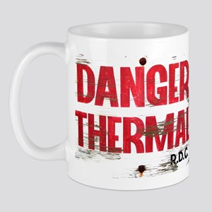 Danger Thermal (Hot) Mug