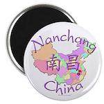 Nanchang China Map 2.25