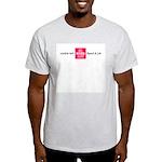 Waste Not, Read a Lot Light T-Shirt