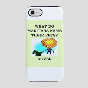 martian joke iPhone 8/7 Tough Case