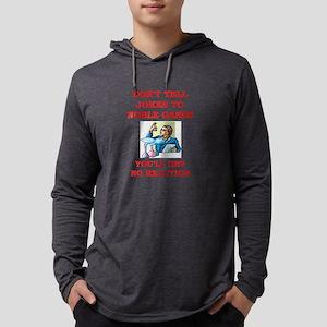 chemistry joke Long Sleeve T-Shirt