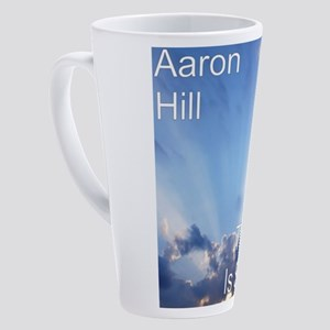 The Son Is Shining 17 oz Latte Mug