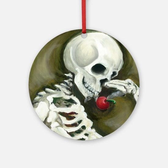 Día de los Muertos Day of the Dead Ornament (Round