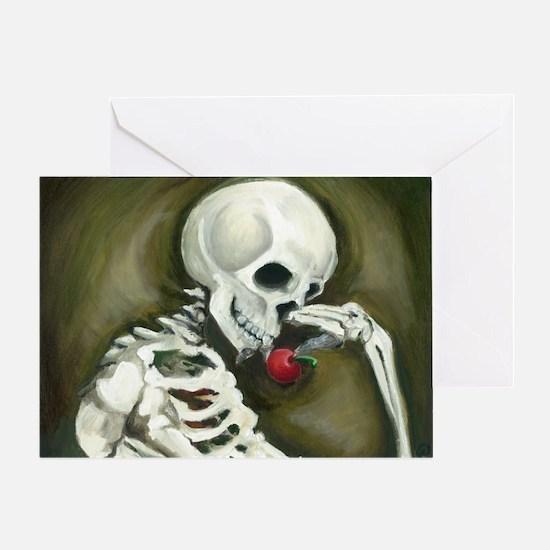 Día de los Muertos Day of the Dead Greeting Card