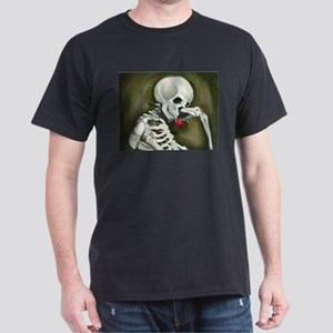 Día de los Muertos Day of the Dead Dark T-Shirt
