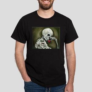 Día de los Muertos Day of the Dead Dark T-Shirt