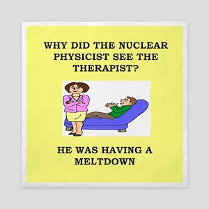 physics joke Queen Duvet