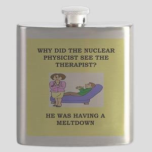 physics joke Flask