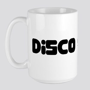 Disco Sucks Large Mug