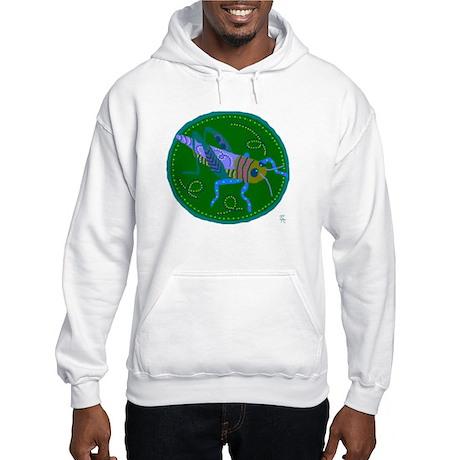 Grasshopper Hooded Sweatshirt