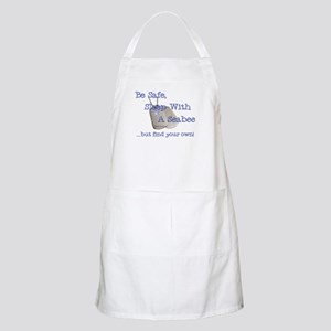 Be Safe Sleep with a Seabee BBQ Apron