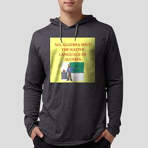 MATH Long Sleeve T-Shirt