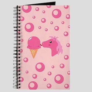 Ice Cream Pony Journal