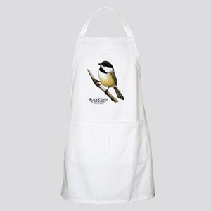 Black-Capped Chickadee BBQ Apron