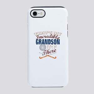 Field Hockey Grandson, Grand iPhone 8/7 Tough Case