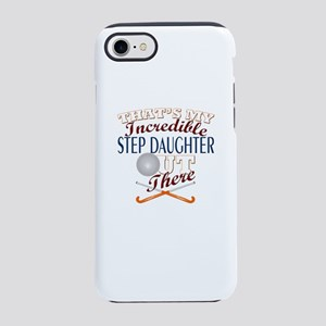 Field Hockey Step Daughter M iPhone 8/7 Tough Case