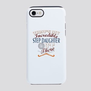 Field Hockey Step Daughter, iPhone 8/7 Tough Case