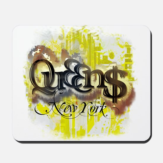 Queens NY Mousepad