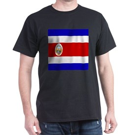 flag costa rica T-Shirt
