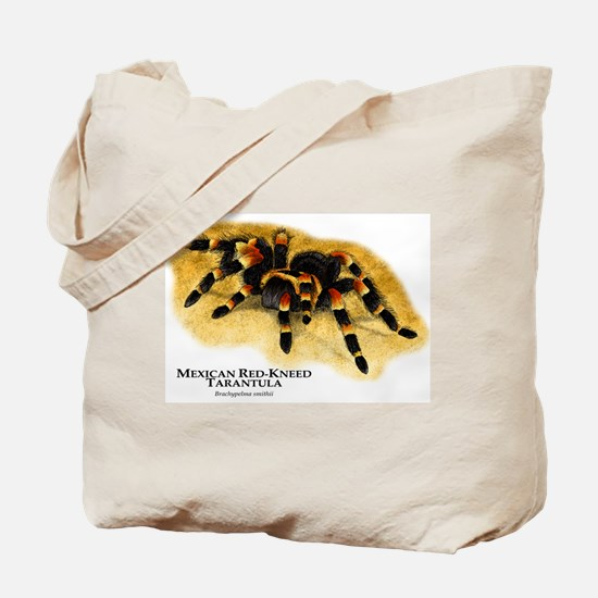Mexican Red-Kneed Tarantula Tote Bag