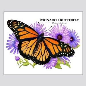 Monarch Butterfly Small Poster
