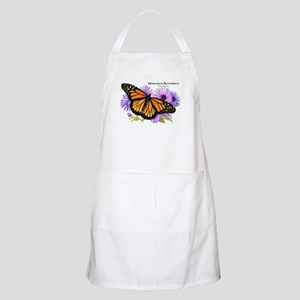 Monarch Butterfly BBQ Apron
