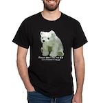 Please Dont Let Me Die Polar Dark T-Shirt