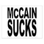 McCain Sucks Small Poster