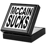 McCain Sucks Keepsake Box
