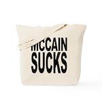 McCain Sucks Tote Bag