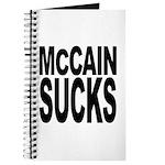 McCain Sucks Journal