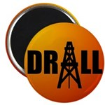 "Drill 08 2.25"" Magnet (100 pack)"