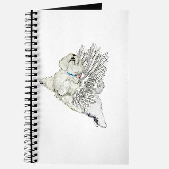 Guardian Angel Westie Journal