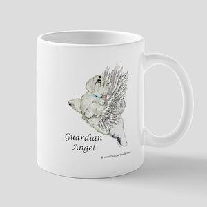Guardian Angel Westie Mug