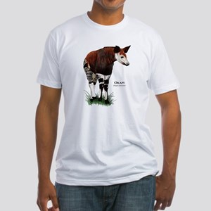 Okapi Fitted T-Shirt
