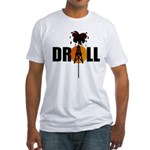 Drill 08 Fitted T-Shirt