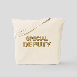 Special Deputy Tote Bag