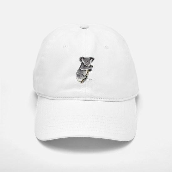 Koala Baseball Baseball Cap