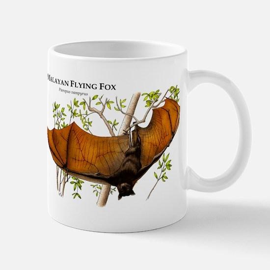 Malayan Flying Fox Mug