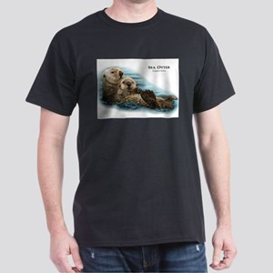Sea Otter Dark T-Shirt