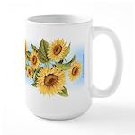 sunflower Large Mug