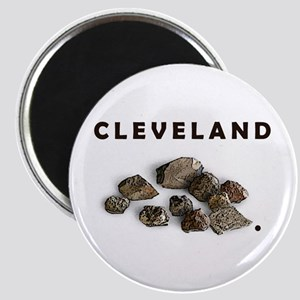 Cleveland Rocks Magnet