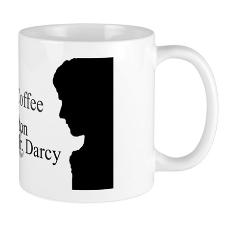 Tea and Coffee with Mr. Thornton and Mr. Darcy