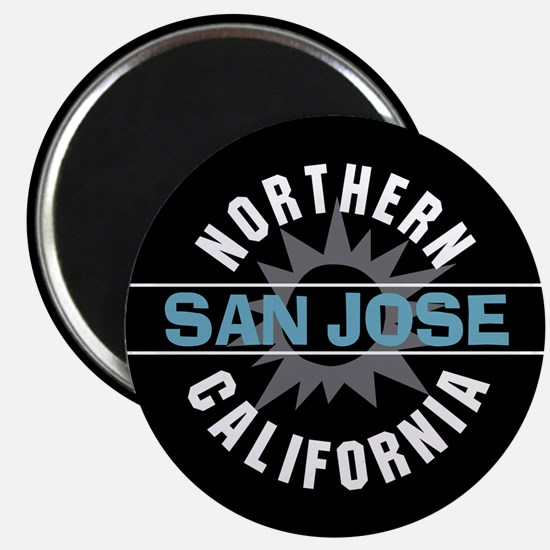 San Jose California Magnet