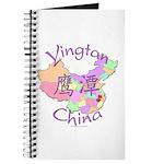 Yingtan China Map Journal