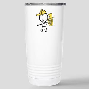 Boy & Baritone Stainless Steel Travel Mug