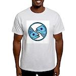 Pisces Astrology Sign Ash Grey T-Shirt
