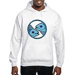 Pisces Astrology Sign Hooded Sweatshirt