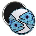 Pisces Astrology Sign Magnet