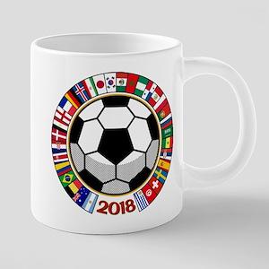 Soccer 2018 Mugs